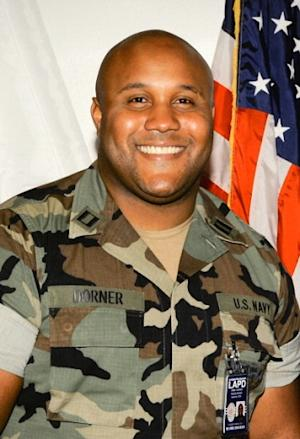 The Chris Dorner Manhunt: A Script So Compelling It's Already Writing Itself
