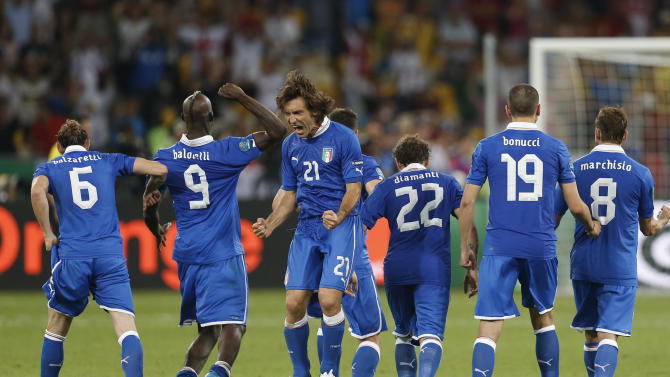 Confed Cup Italy