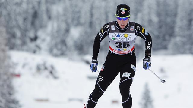 Cross-Country Skiing - Randall snatches opening Tour de Ski win