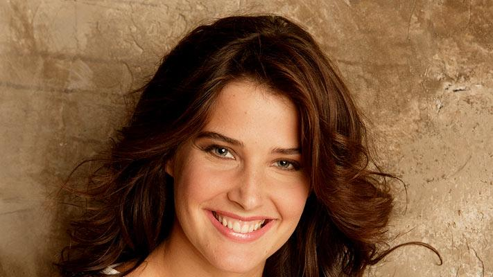 Cobie Smulders stars in How I Met Your Mother on CBS.