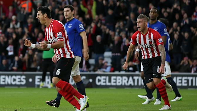 Video: Southampton vs Everton
