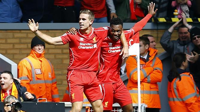 FA Cup - Blackburn v Liverpool: LIVE