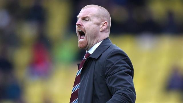 Championship - Monday team news: Burnley in rude health