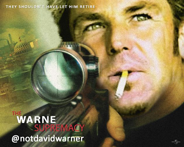 Cricket & Movie Mash-up by NotDavidWarner.