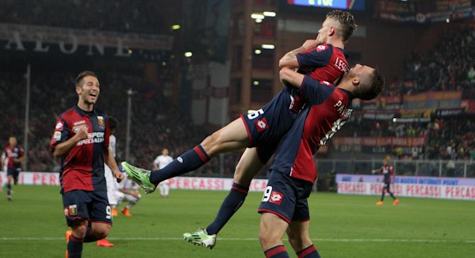 Video: Genoa vs Inter Milan