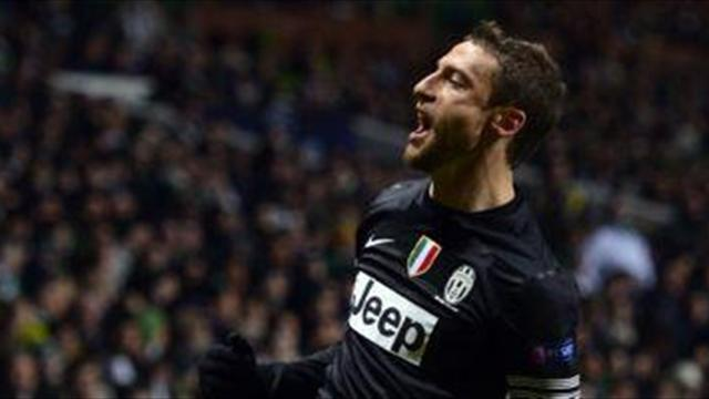 Serie A - Marchisio respects fighting Palermo