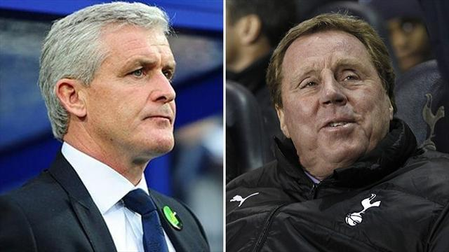 Premier League - QPR sack Mark Hughes, set for Redknapp talks