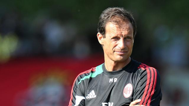 Serie A - Allegri: Milan will have to alter style