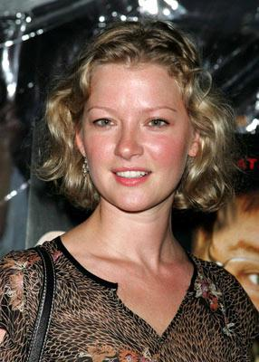 Premiere: Gretchen Mol at the New York screening of Lions Gate Films' Fahrenheit 9/11 - 6/14/2004