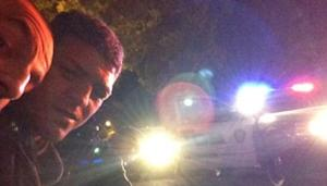Nick Diaz Posts Photos Causing Stir Over Sunday Night Police Incident