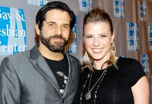 Morty Coyle and Jodie Sweetin | Photo Credits: Beck Starr/FilmMagic