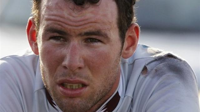 Cycling - Cavendish leads as Omega Pharma win Tirreno-Adriatico TTT