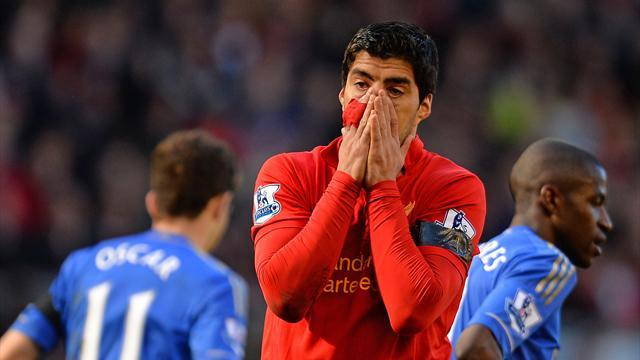 Premier League - Liverpool: Suarez not for sale