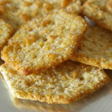 Whole-Grain Crackers