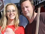 Matthew Perry to Grill Lisa Kudrow in Mini-'Friends' Reunion on 'Piers Morgan Live'