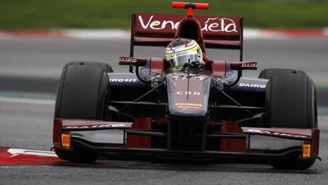 GP2 - Binder targets 'big step' with Arden