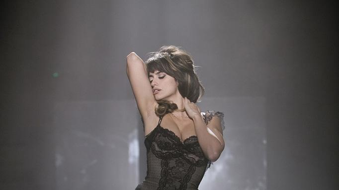 Penelope Cruz Nine 2009 Weinstein Company Stills