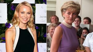Naomi Watts Will Play Princess Diana
