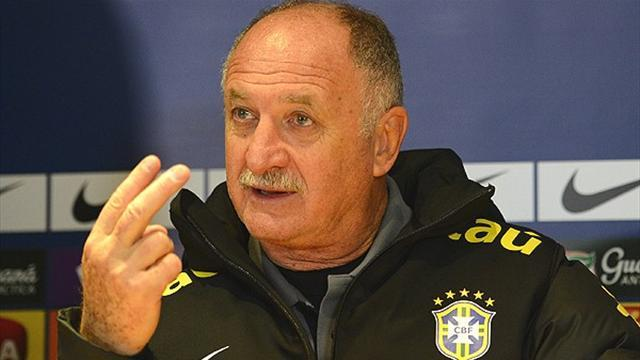 World Cup - Scolari seeks to banish 1950 Brazil ghosts