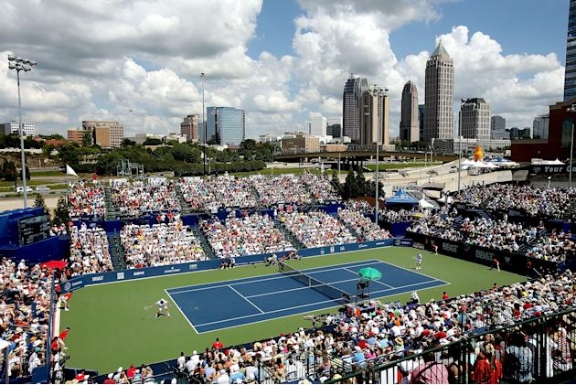 Atlanta Tennis Championships - Day 9