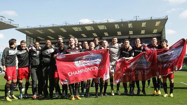 Championship - Cardiff crowned champions after draw