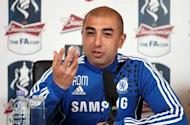 Di Matteo reaffirms Chelsea desire to add to last season's trophy haul
