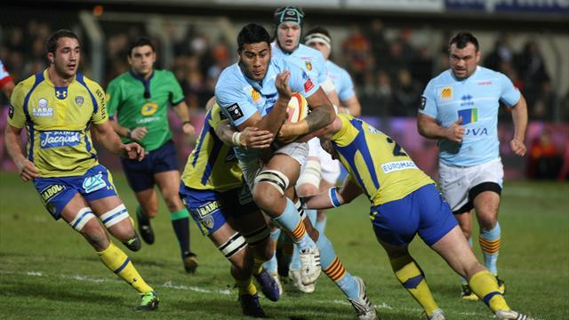Top 14 - Clermont drop to third after loss