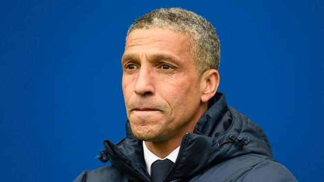Chris Hughton Happy With Brighton & Hove Albion Squad and Says Club Are in a 'Better Position'