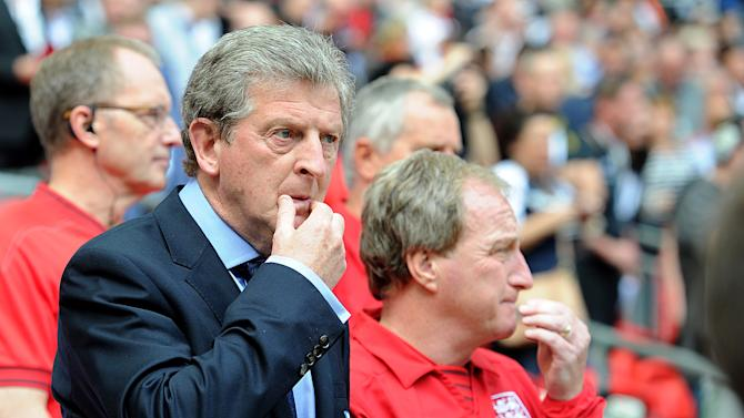 Roy Hodgson is determined to enjoy England's Euro 2012 campaign
