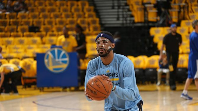 Grizzlies-Warriors Preview
