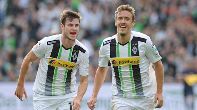 Video: Hannover 96 vs Borussia M gladbach
