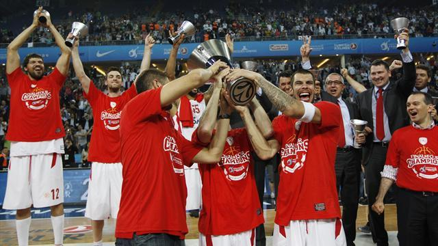Basketball - Not much Peace and Friendship as Olympiakos punished