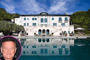 Robin Williams' Napa Valley Villa Still for Sale at $29.9 Million: Pictures