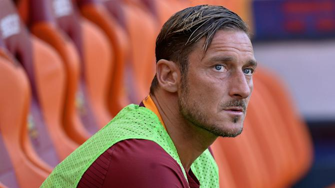 My mother rejected Milan approach – Totti