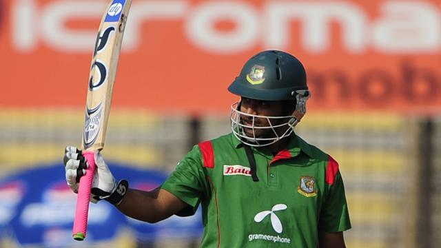 Cricket - Bangladesh beat West Indies in first ODI