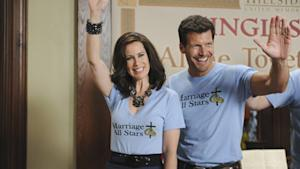 Miriam Shor Dishes On Her 'G.C.B.' Marriage
