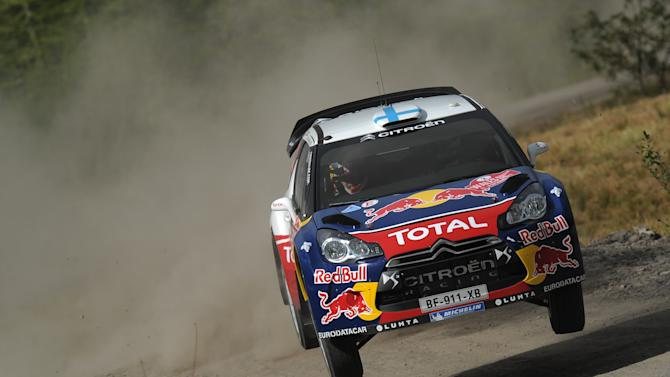 FIA World Rally Championship Great Britain - Shakedown
