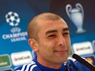 Bayern Munich coach Jupp Heynckes believes Roberto Di Matteo, pictured on May 15, should be given the Chelsea job on a full-time basis after guiding the club to the Champions League final