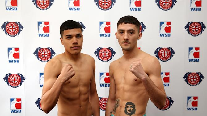Preview: British Lionhearts v Mexico Guerreros - World Series of Boxing