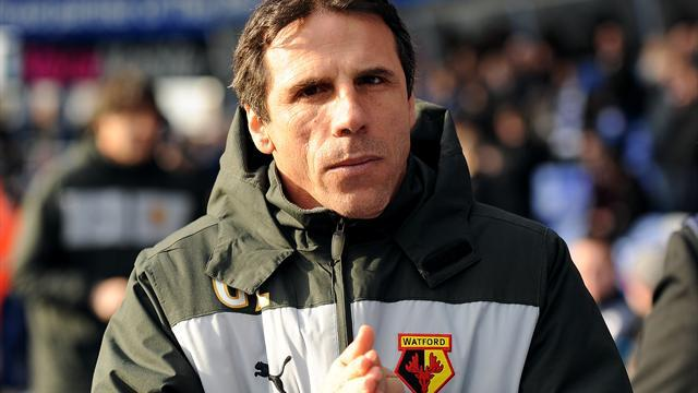 Championship - Zola: Promotion going down to the wire
