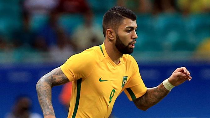Inter Milan Complete Signing of Brazil Star Gabriel Barbosa on 5-Year Deal
