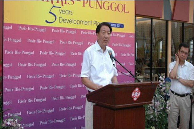 DPM Teo Chee Hean is the third office-holder to speak on the presidential election. (Yahoo! file photo)