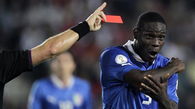World Cup - Prandelli: Sorry Balotelli must live with provocation