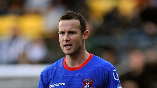 Peter Murphy has made nearly 450 appearances for Carlisle