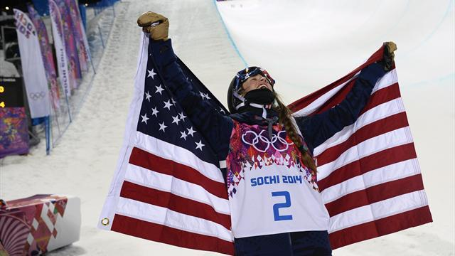 Freestyle Skiing - Bowman's halfpipe gold launches heartfelt tribute