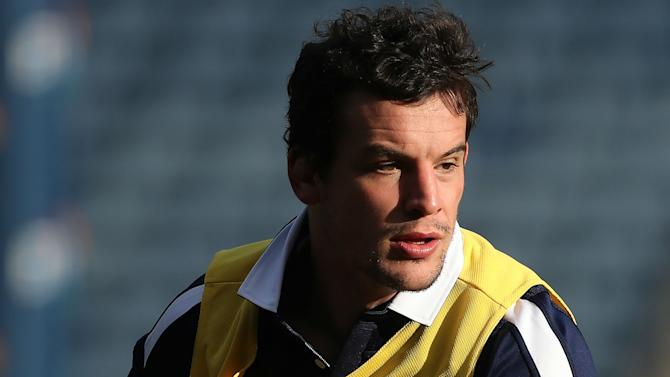 Scotland's Hardie to miss rest of Six Nations