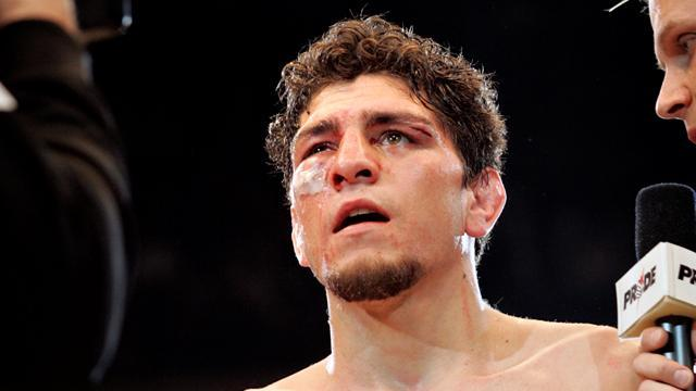 Mixed Martial Arts - Nick Diaz's camp can cry foul play all it wants - there'll be no rematch