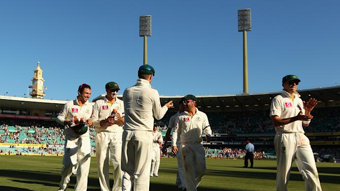 Australia v Sri Lanka - Third Test: Day 1