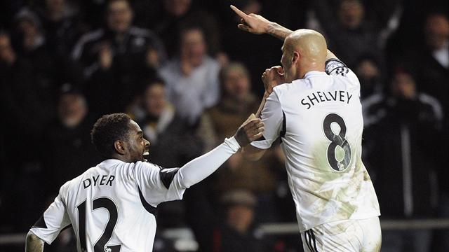 Premier League - Swansea City v Fulham: LIVE