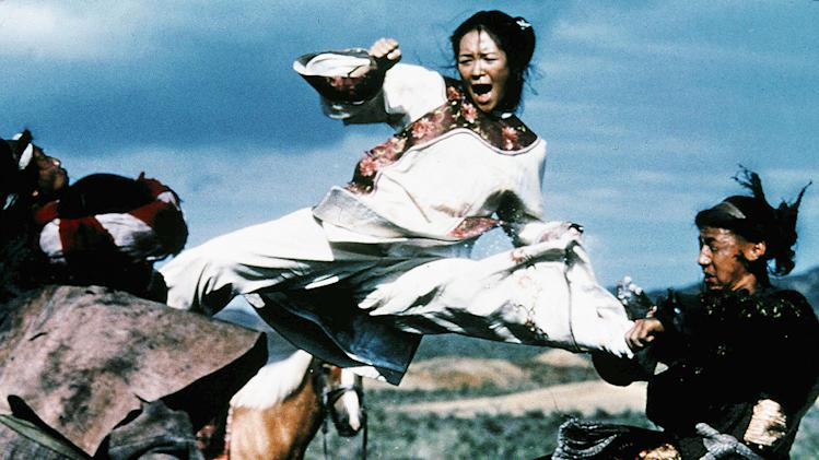 100 Movies Gallery Crouching Tiger Hidden Dragon